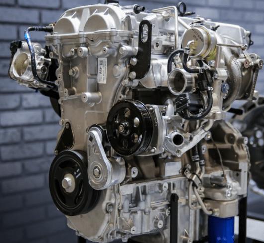 Chevy GM 2.0 Ecotec LTG Engine