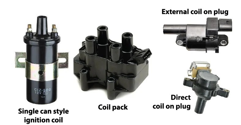 Types of Ignition Coils