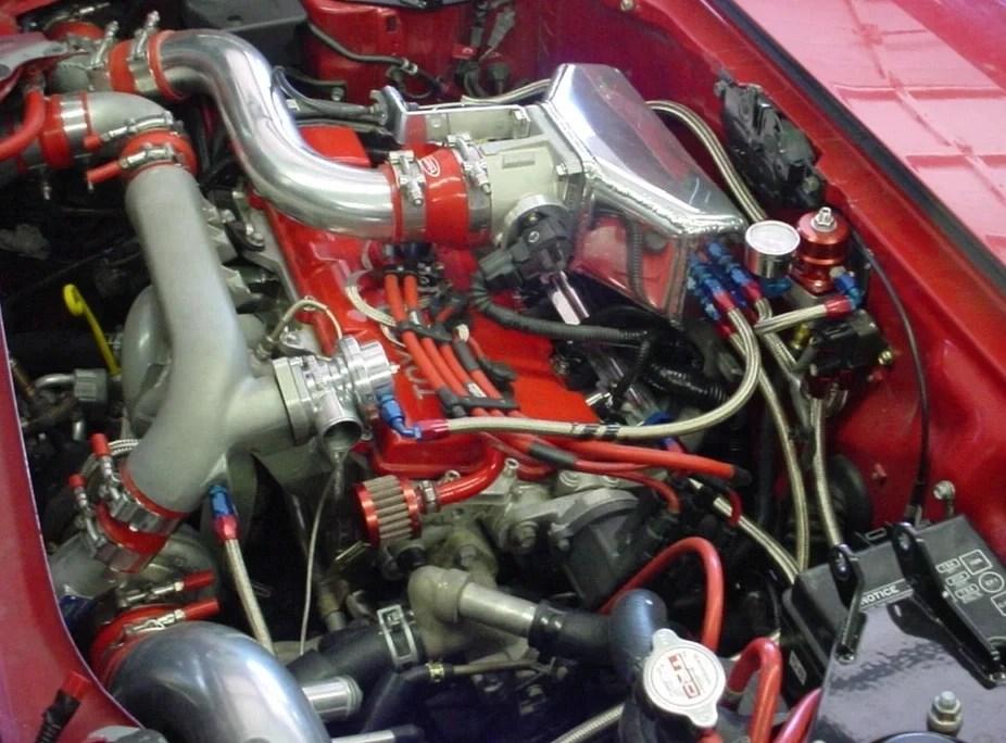 Toyota 3S-GTE Engine Specs, Performance, Upgrades, Reliability