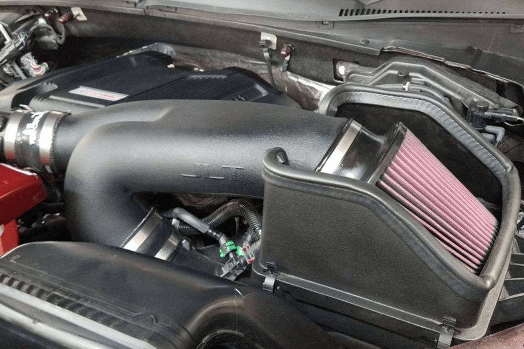 F150 2.7L EcoBoost Intake Upgrade