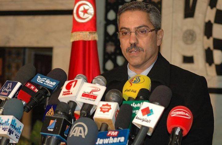 شفيق صرصار رئيس الهيئة العليا المستقلة للانتخابات يستقيل