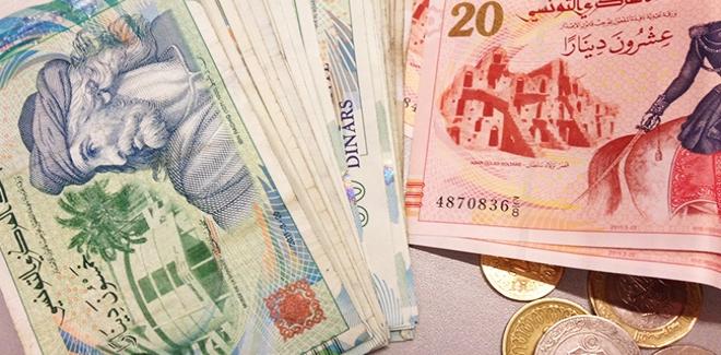 انهيار العملة التونسية