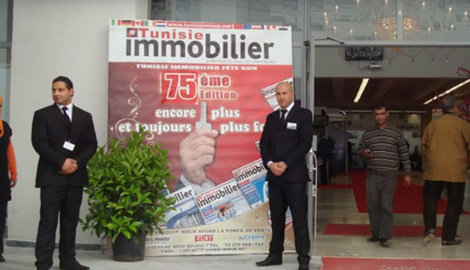 MEDIBAT 2011: Tunisie Immobilier