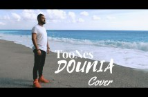 Accueil toones dounia cover youtube thumbnail