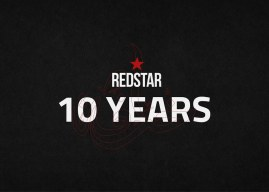 RedStar – 10 Years (official lyric video)