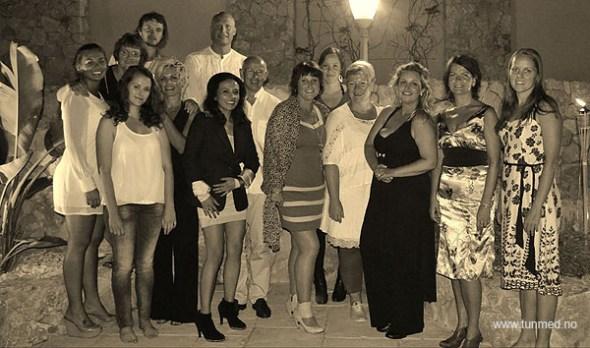 Klassebilde kostholdsveileder Spania 2011