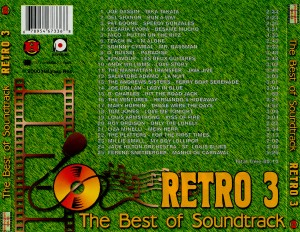Various -The Best of Soundtrack – Retro 3 –  2000 –