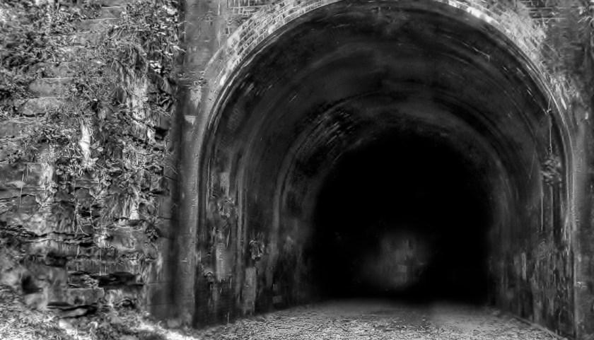 Tunnel - hemmeligt sted på Lolland