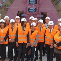 Tunnelling begins on Paris metro extension