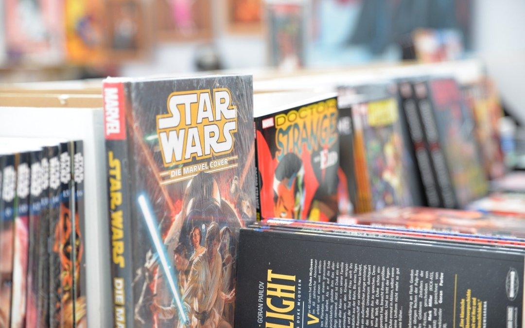 Novelas Gráficas de Star Wars