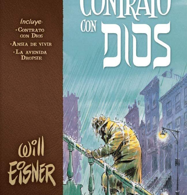 La trilogía de contrato con Dios, Will Eisner