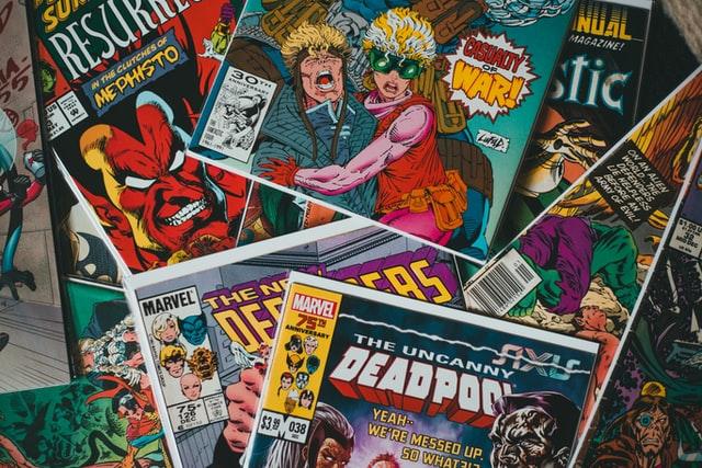Novela gráfica vs. cómic
