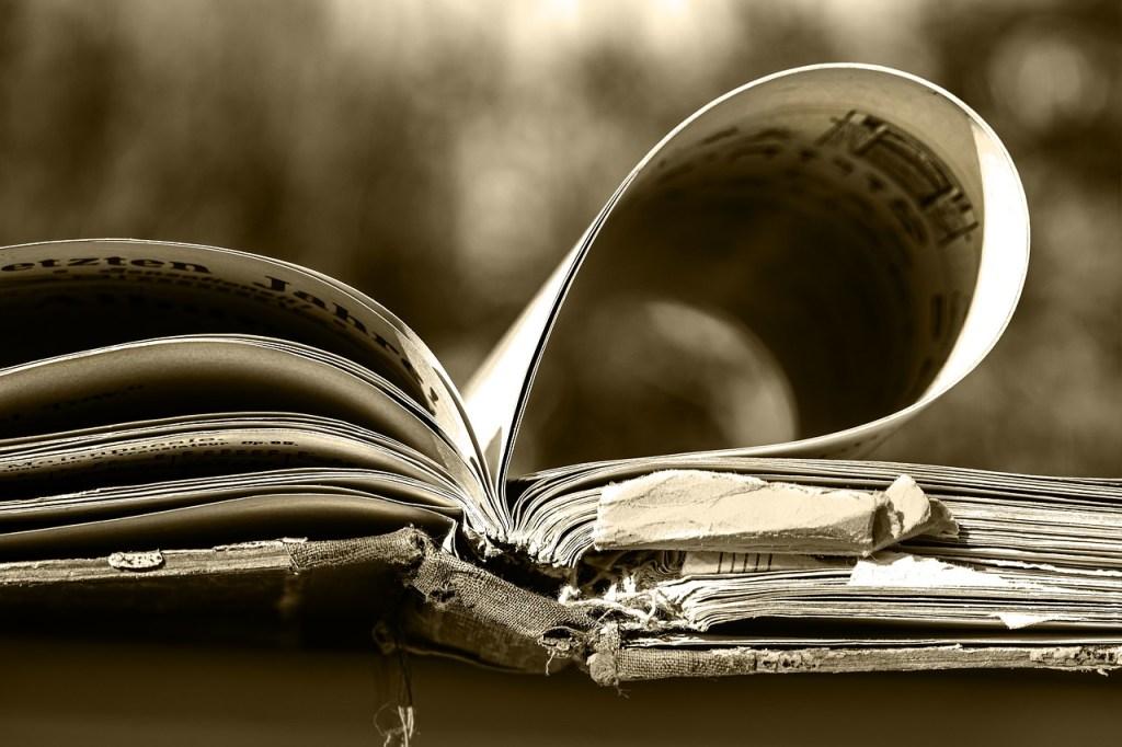 qué significa soñar con libros viejos