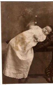 Ethnie Christmas Christening Gown