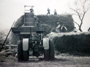 Warld War 2 Case Tractor