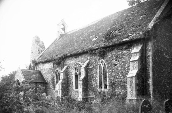 St. Michael's Church, Sco-Ruston