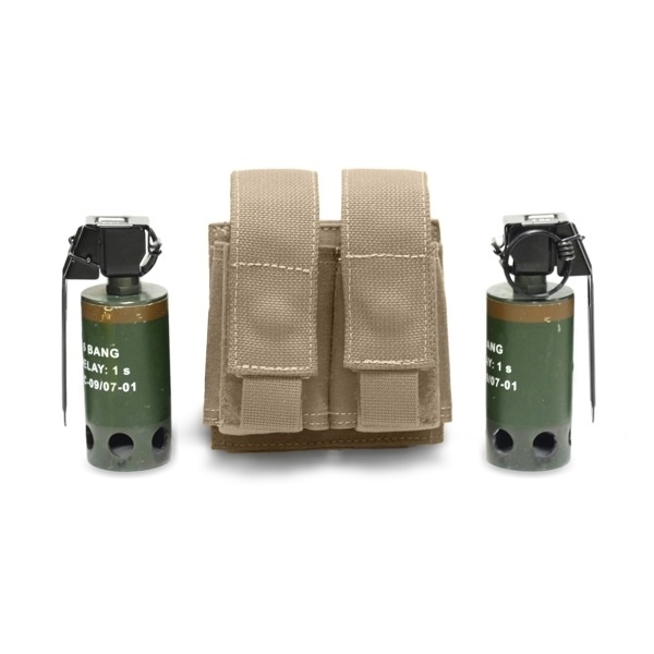 Ammo Pouch- GRENADE: Smoke, Frag & Flash-bang