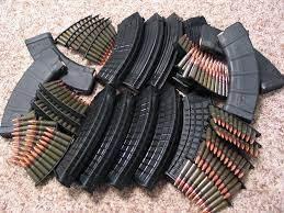 MAGAZINES: Rifle | Pistol | Shotgun - Stick, Stack & Drums