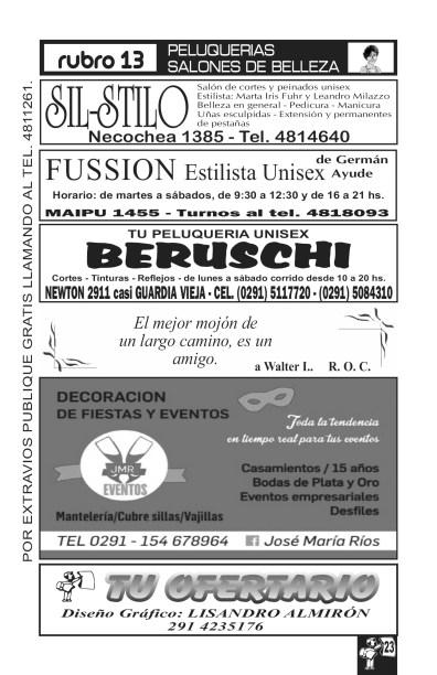 INFORMARIO 259 - MARZO 2021.cdr