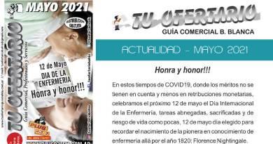 Actualidad Tu Ofertario Mayo 2021
