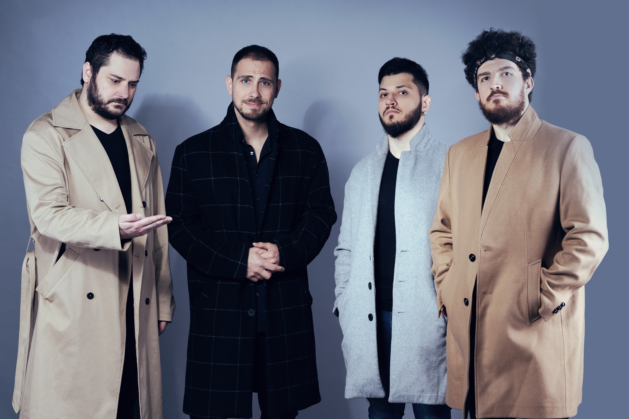 """Interview with White Walls — """"We feel like this is the most 'streamlined' record so far."""""""