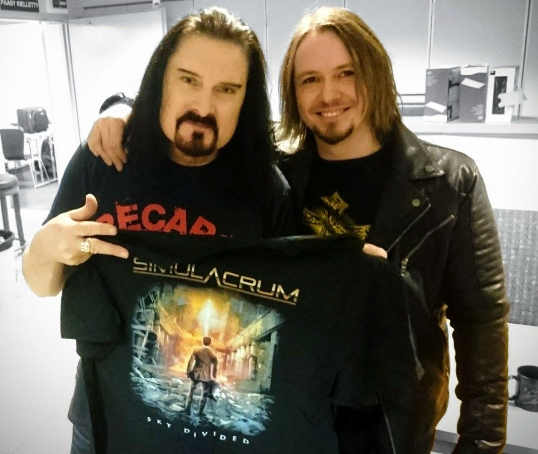 Finnish keyboardist to collaborate with Dream Theater vocalist
