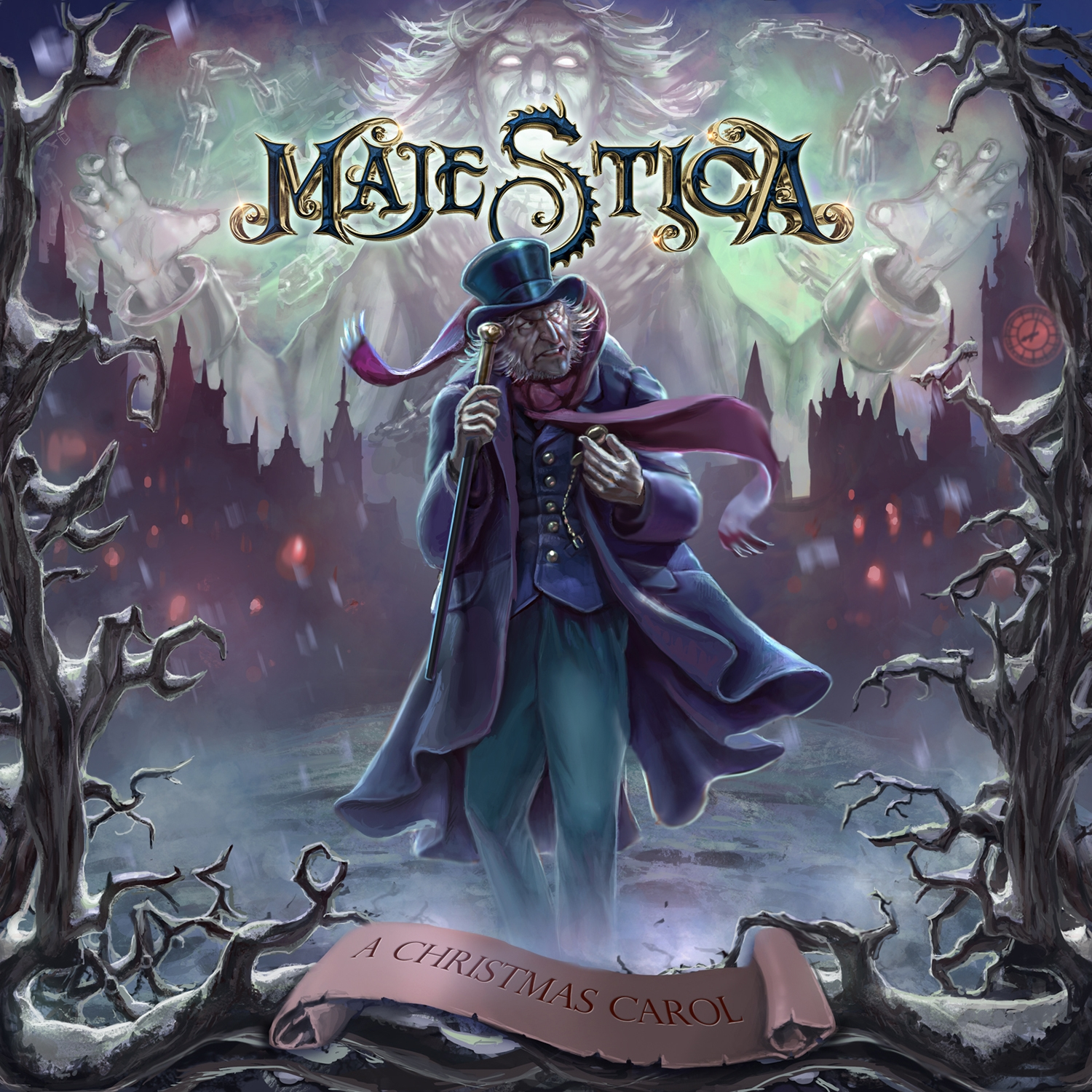 REVIEW: Majestica – A Christmas Carol