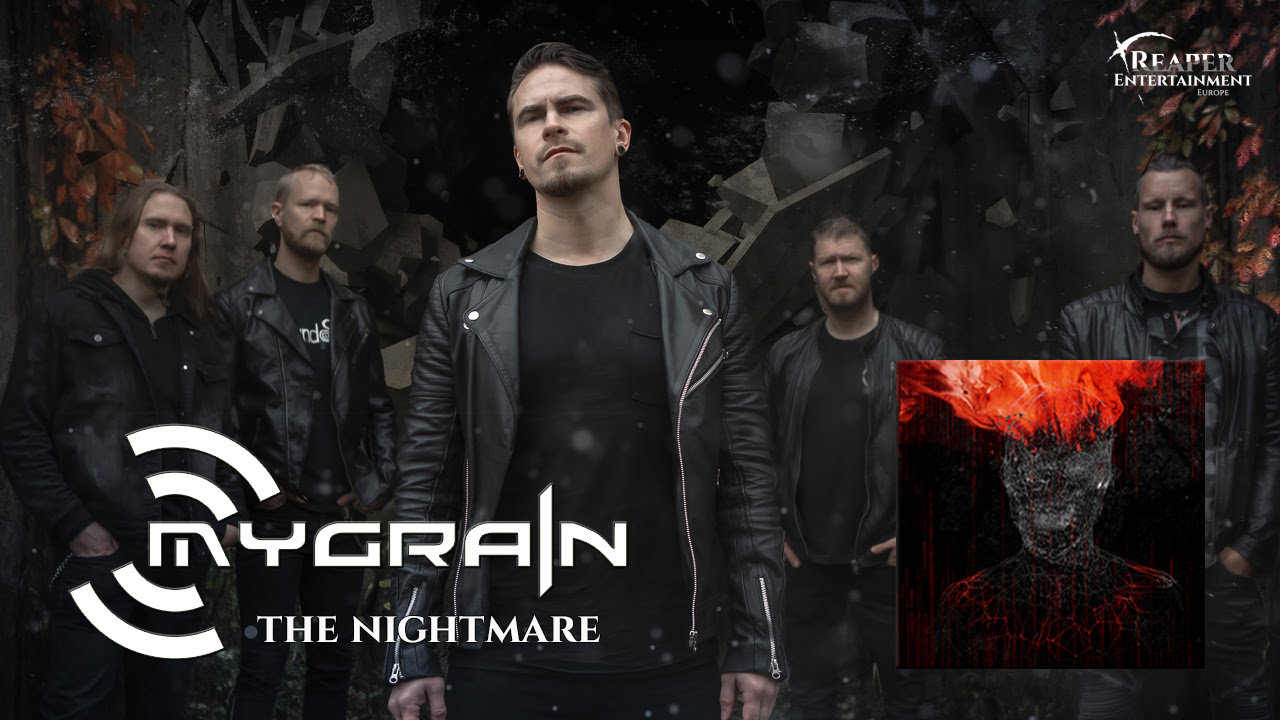 "Mygrain release video to ""The Nightmare."""