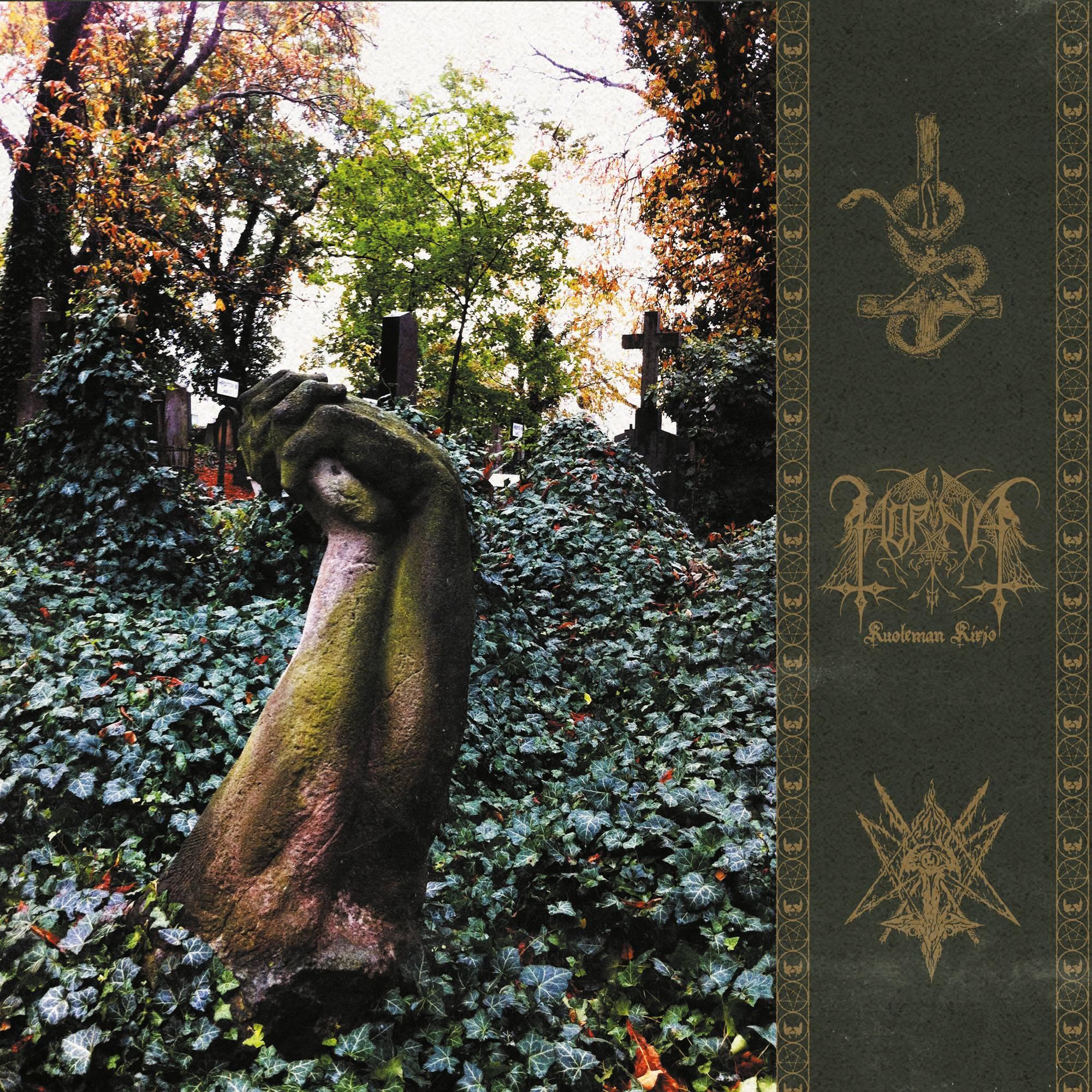 REVIEW: Horna – Kuoleman Kirjo