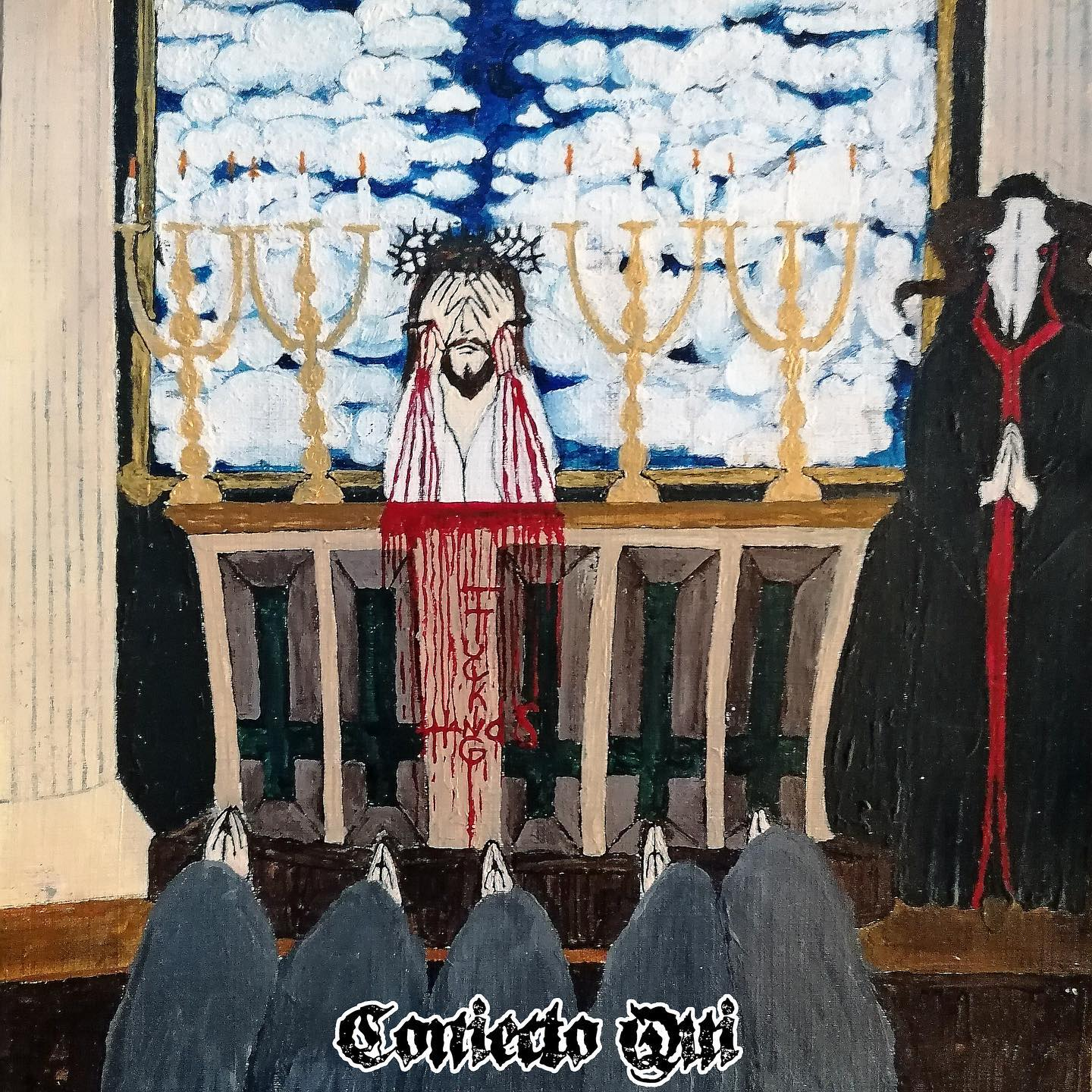 REVIEW: Fucking Hands – EP: Coniecto Qui