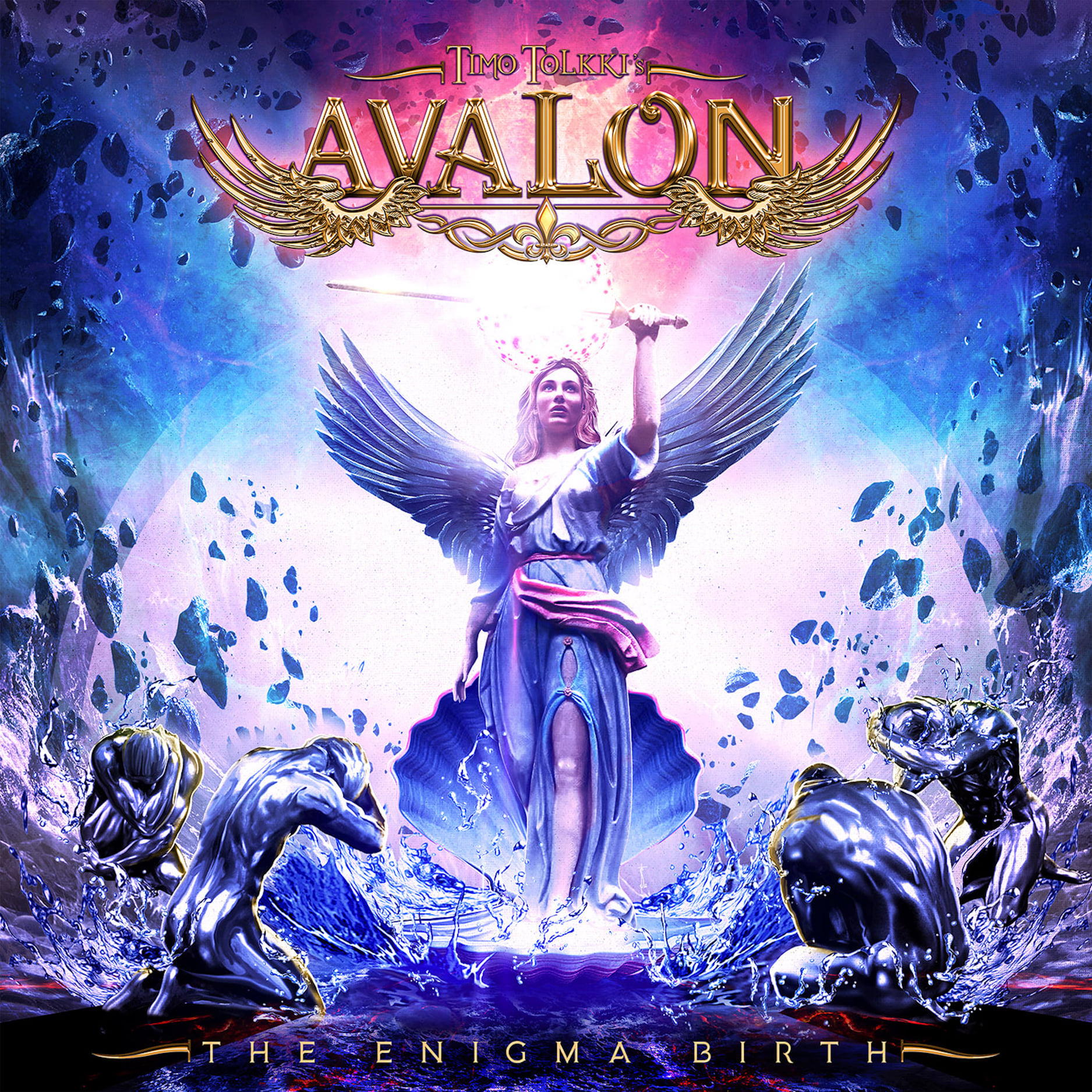Timo Tolkki's Avalon announce new album and release first single.