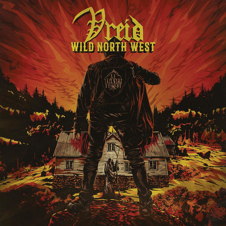 REVIEW: Vreid – Wild North West | Tuonela Magazine