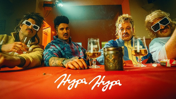 "ESKIMO CALLBOY And 257ERS Drop Hip-Hop Version Of ""Hypa Hypa"" + Official Video Premiere"