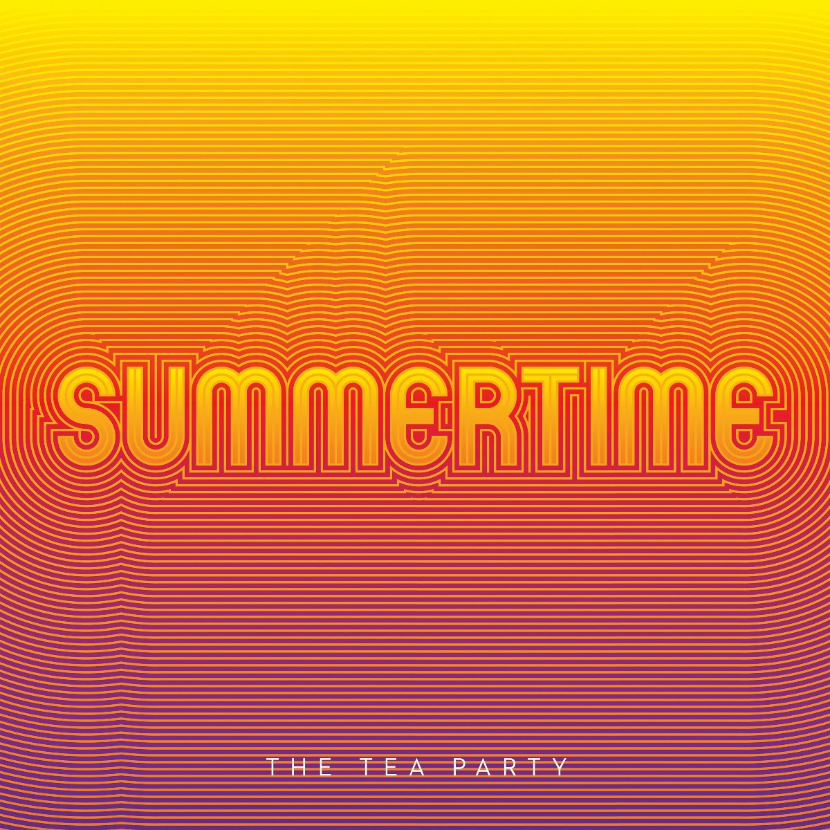 "THE TEA PARTY release new single and lyric-video ""Summertime"""