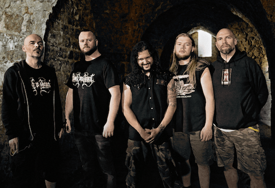 Norwegian death metal vets Blood Red Throne join Nuclear Blast.