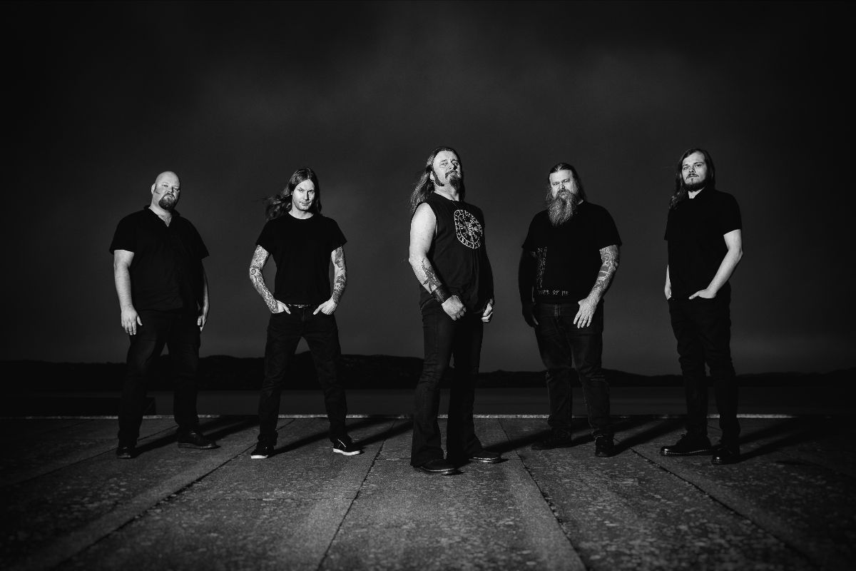 "Enslaved release ""The Crossing"" Live Video/Single."