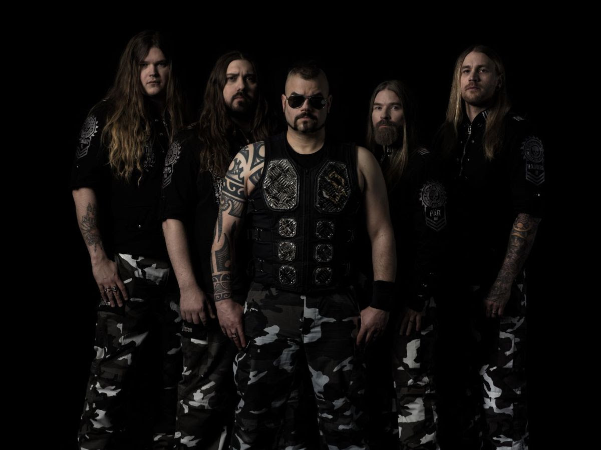 """Sabaton Releases """"Steel Commanders"""" on all streaming platforms + Unveil new lyric video for the track"""