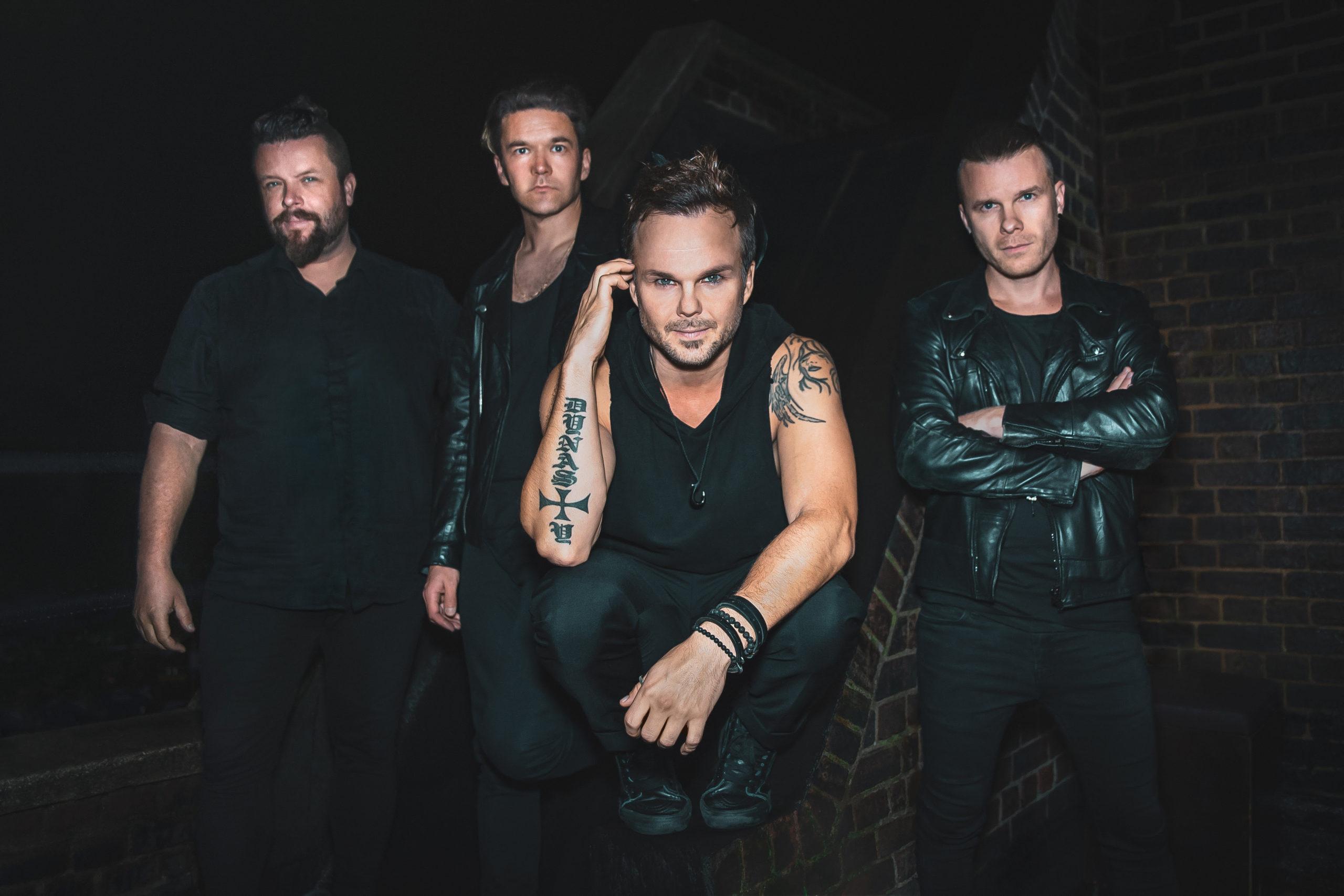 """The Rasmukselta uutta musaa – """"Bones""""-single julki perjantaina."""