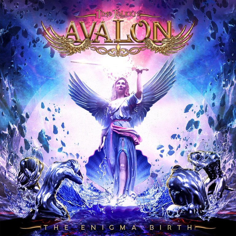 REVIEW: Timo Tolkki's Avalon – The Enigma Birth