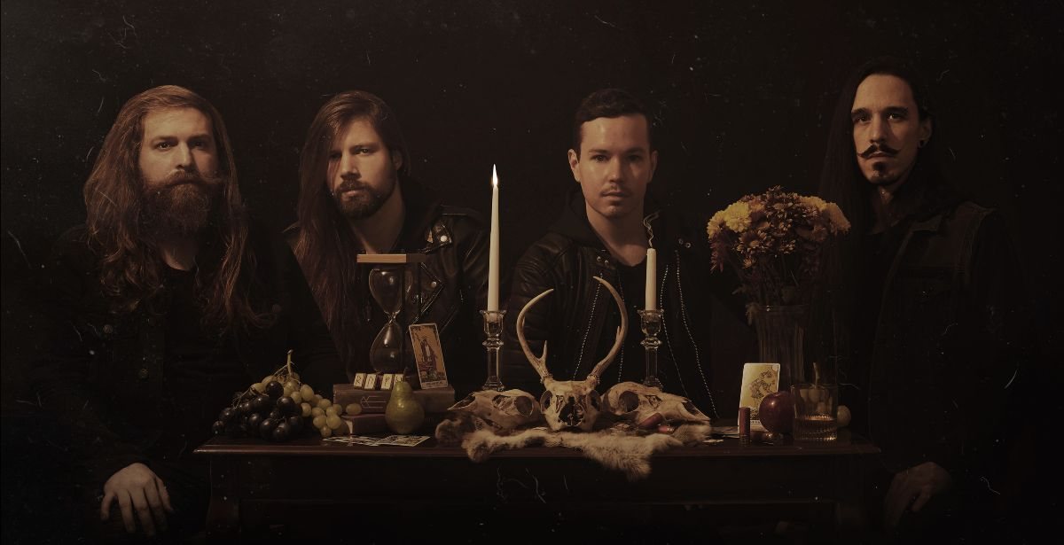 """Aether Realm Reveals Gripping New """"Cycle"""" Music Video"""