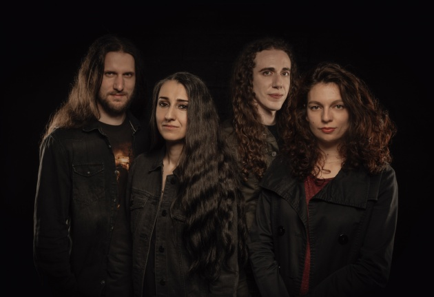 Symphonic Melodic Death Metal Force Aephanemer Unleashes New Album Details + First Single!