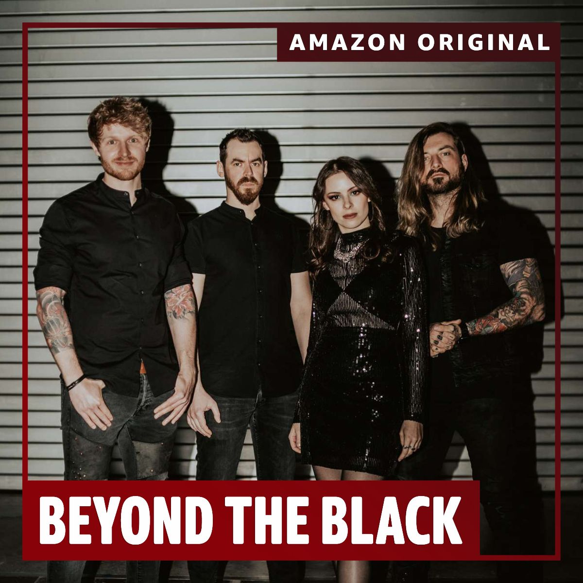 """Beyond The Black releases cover of Iron Maiden's """"Wasted Years"""" as an Amazon Original"""