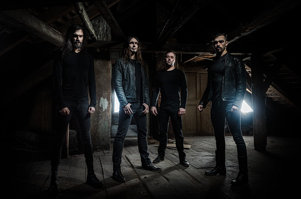 "Black/Death Metal Veterans Thulcandra Return with New Studio Album, ""A Dying Wish"""