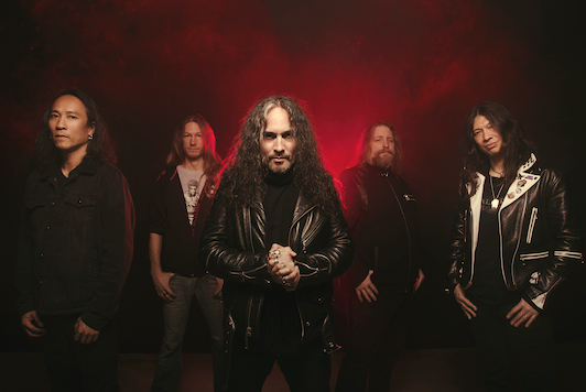 """Death Angel To Unleash """"The Bastard Tracks"""" On November 26th + Watch The Live Video For 'Where They Lay' Now!"""
