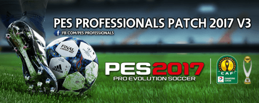 PES Professionals Patch 2017 V3 AIO – Patch PES 2017 mới nhất