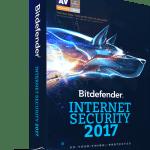 Bản quyền phần mềm Bitdefender Internet Security 2017 miễn phí
