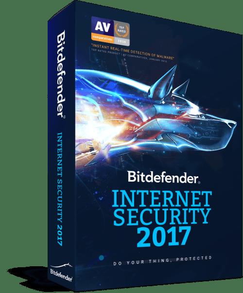 Bản quyền phần mềm Bitdefender Internet Security 2017 miễn phí Bản quyền phần mềm Bitdefender Internet Security 2017 miễn phí