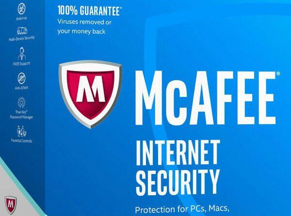 Bản quyền phần mềm McAfee Internet Security 2017 miễn phí Bản quyền phần mềm McAfee Internet Security 2017 miễn phí