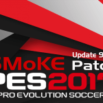 Download PES SMoKE Update 9.4.3 for 9.4 – Patch PES 2017 mới nhất