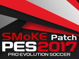 [Fshare] PES 2017 SMoKE Patch 9.6 – Patch PES 2017 mới nhất 2018